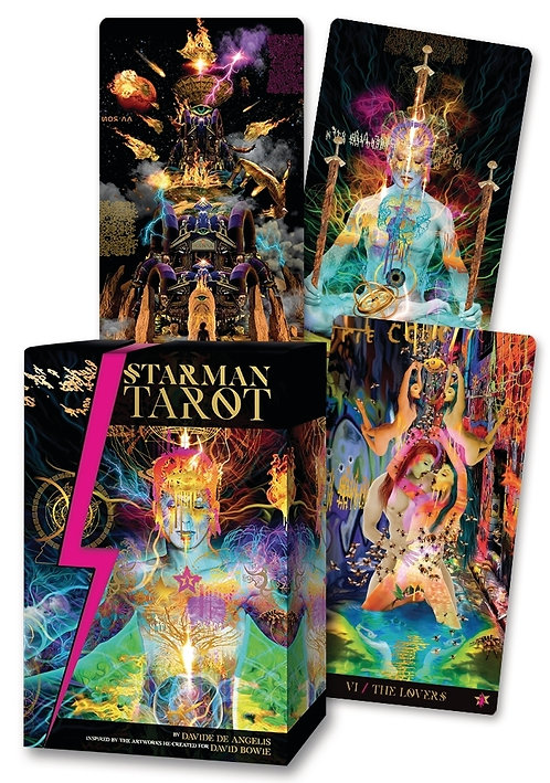 Starman Tarot Box Set