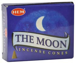 The Moon Cones (HEM)