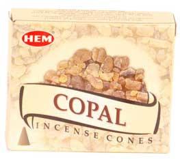 Copal Cones (HEM)