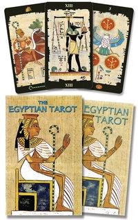 The Egyptian Tarot Box Set
