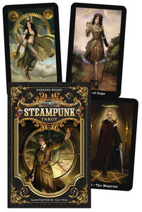 The Steampunk Tarot Box Set