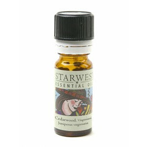 Cedarwood Virginiana Essential Oil