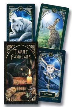 Tarot Familiars Deck