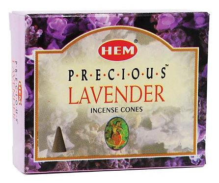 Lavender Cones (HEM)