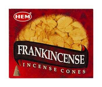 Frankincense Cones (HEM)