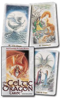 The Celtic Dragon Tarot Box Set