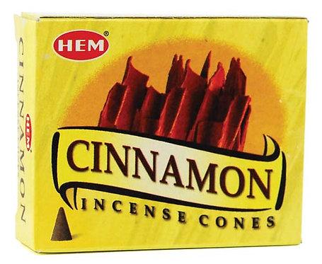 Cinnamon Cones (HEM)