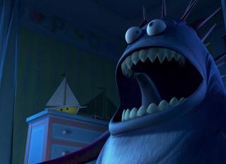 Blue Kyanite vs. The Monster in the Closet