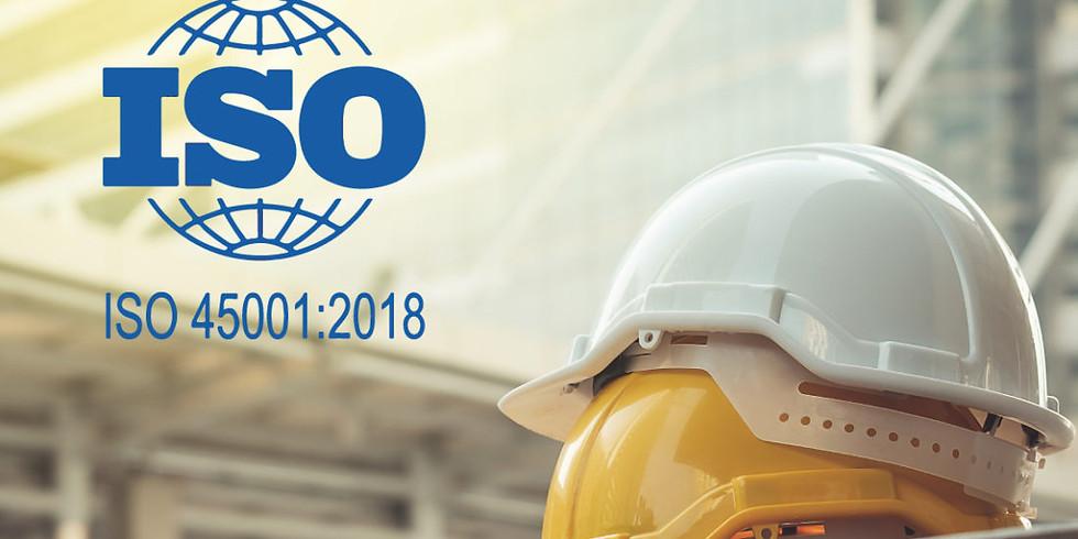 Implementación de ISO 45001:2018.
