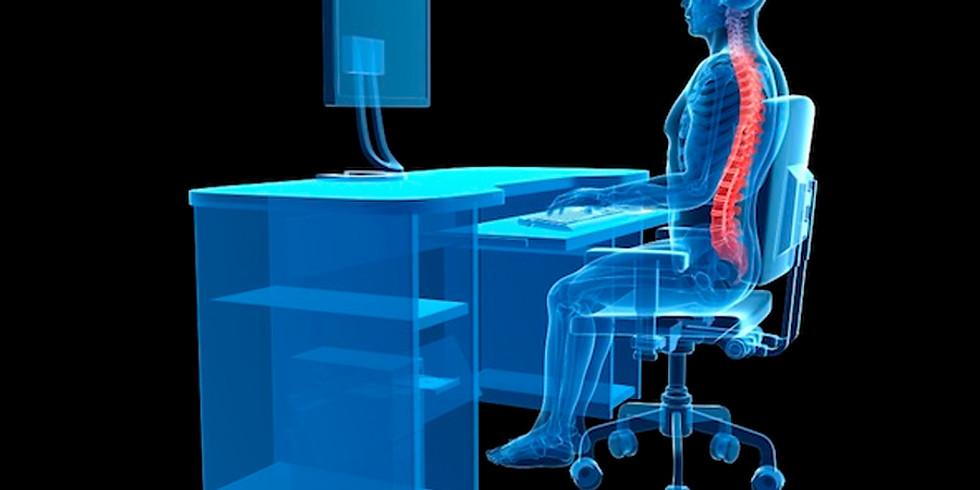 Cerebro y estrés: estrategias ergonómicas y de bienestar para mejorar la productividad.