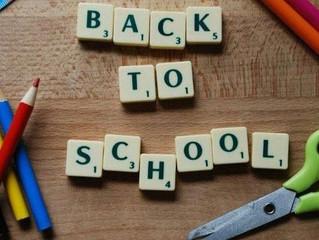 Back to school - 6 идей улыбчивого возвращения в школу