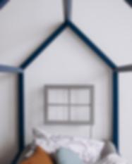 ночник-окно в детскую и кровать-домик