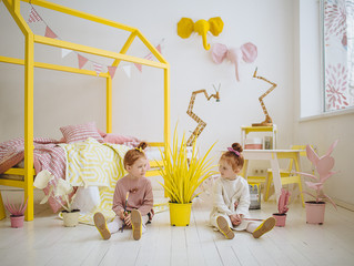 Один день из жизни серьезных взрослых, или идеальное детское пространство