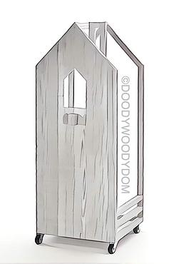 Напольная вешалка для детей doodywoody