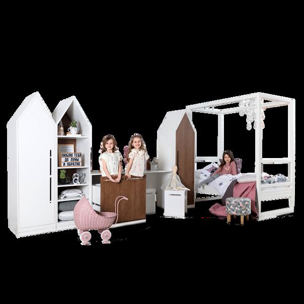 Набор детской мебли в скандинавском стиле