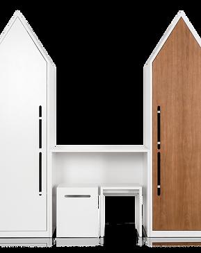 Шкаф домик, стеллаж открытый дудивуди doodywoody