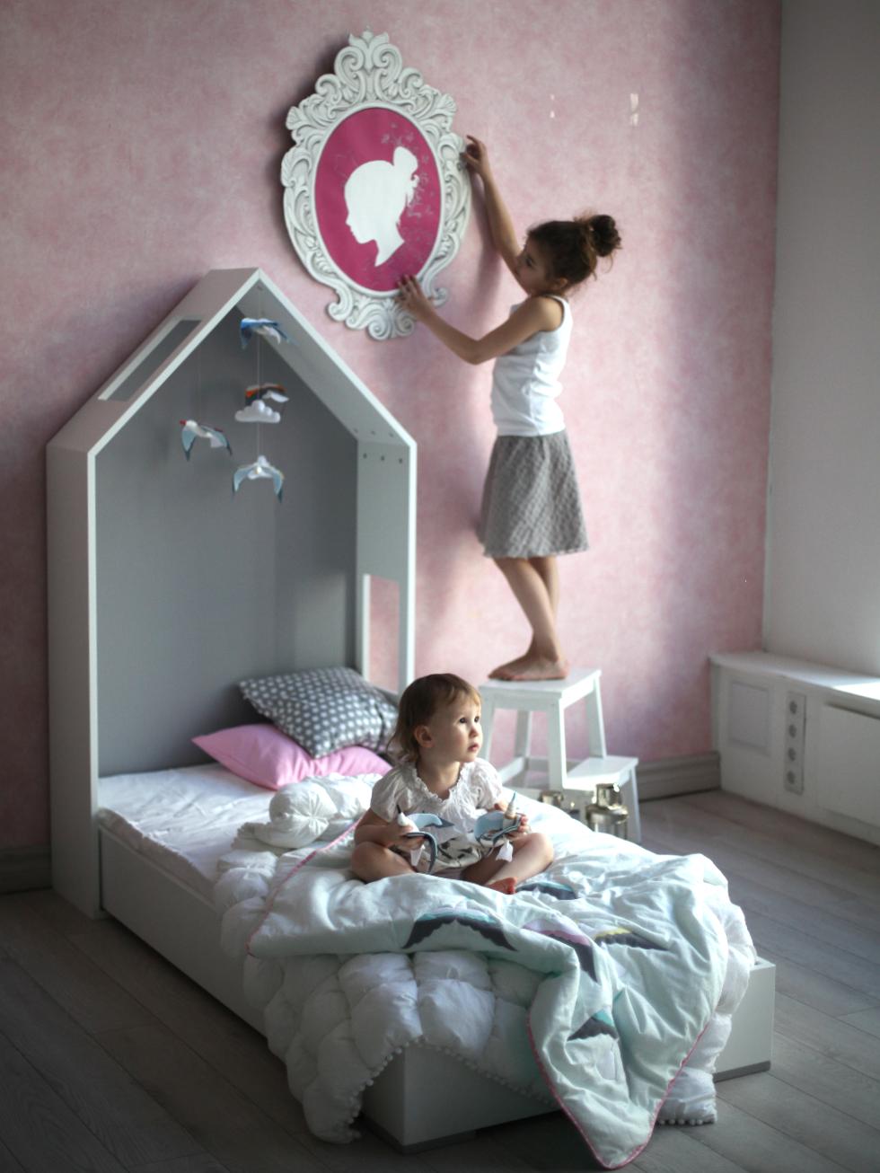 мебель трансформер в детскую