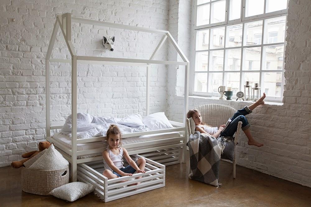 Домик-кровать Doody Woody
