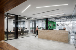 OTP Bank Offices – Moscow