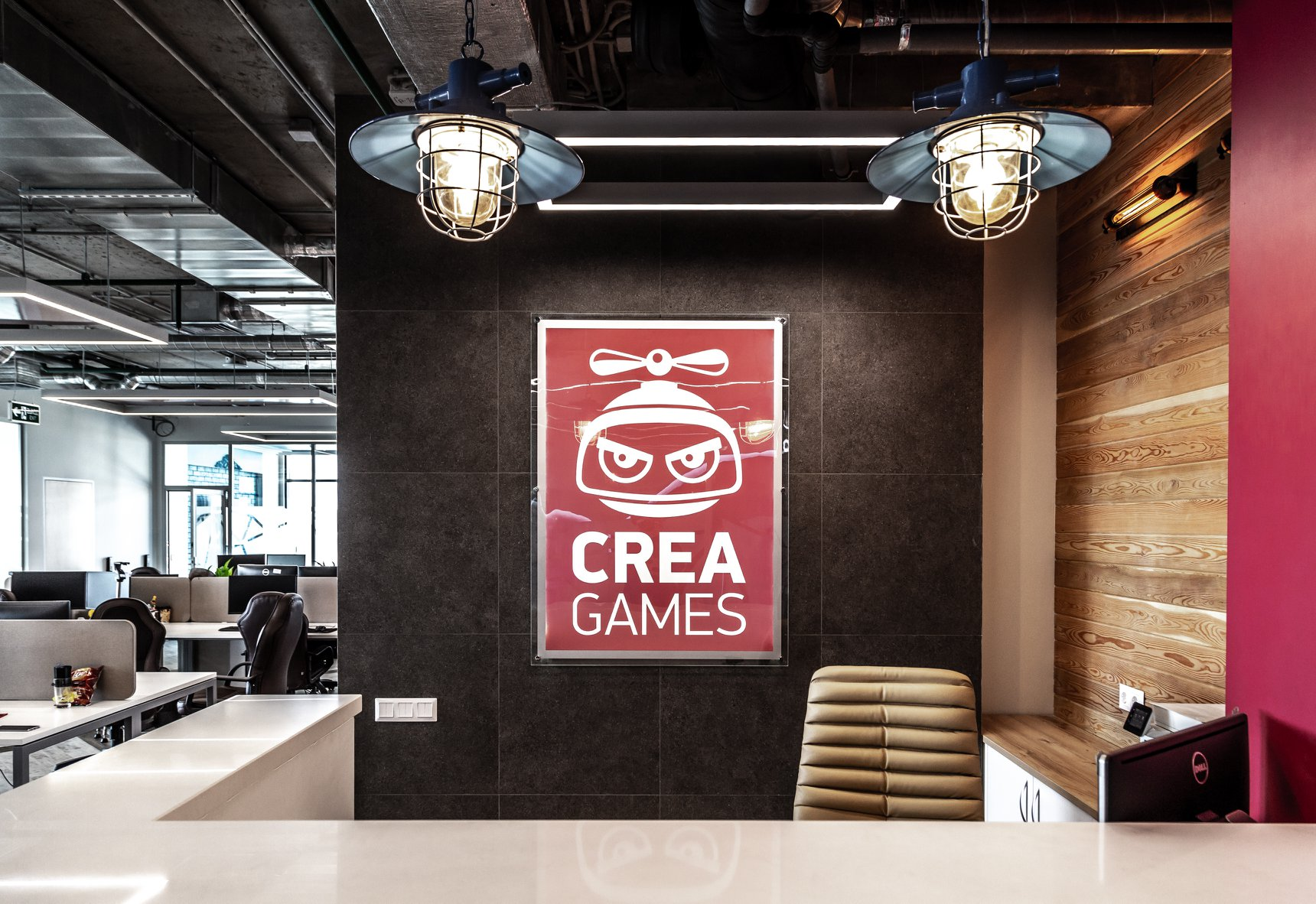CREA Games
