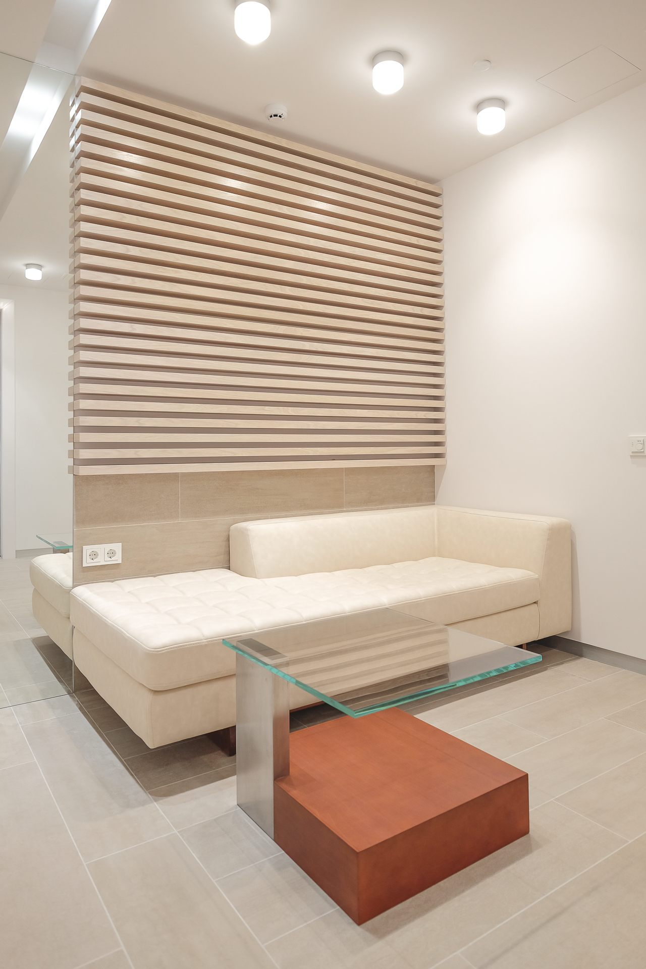 Private interior