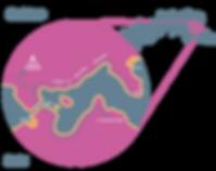 Canna Campsite Map