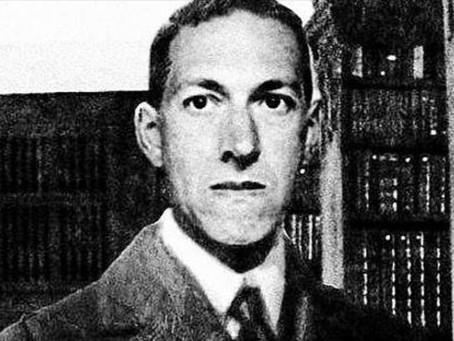 H. P. Lovecraft, o terror nas palavras
