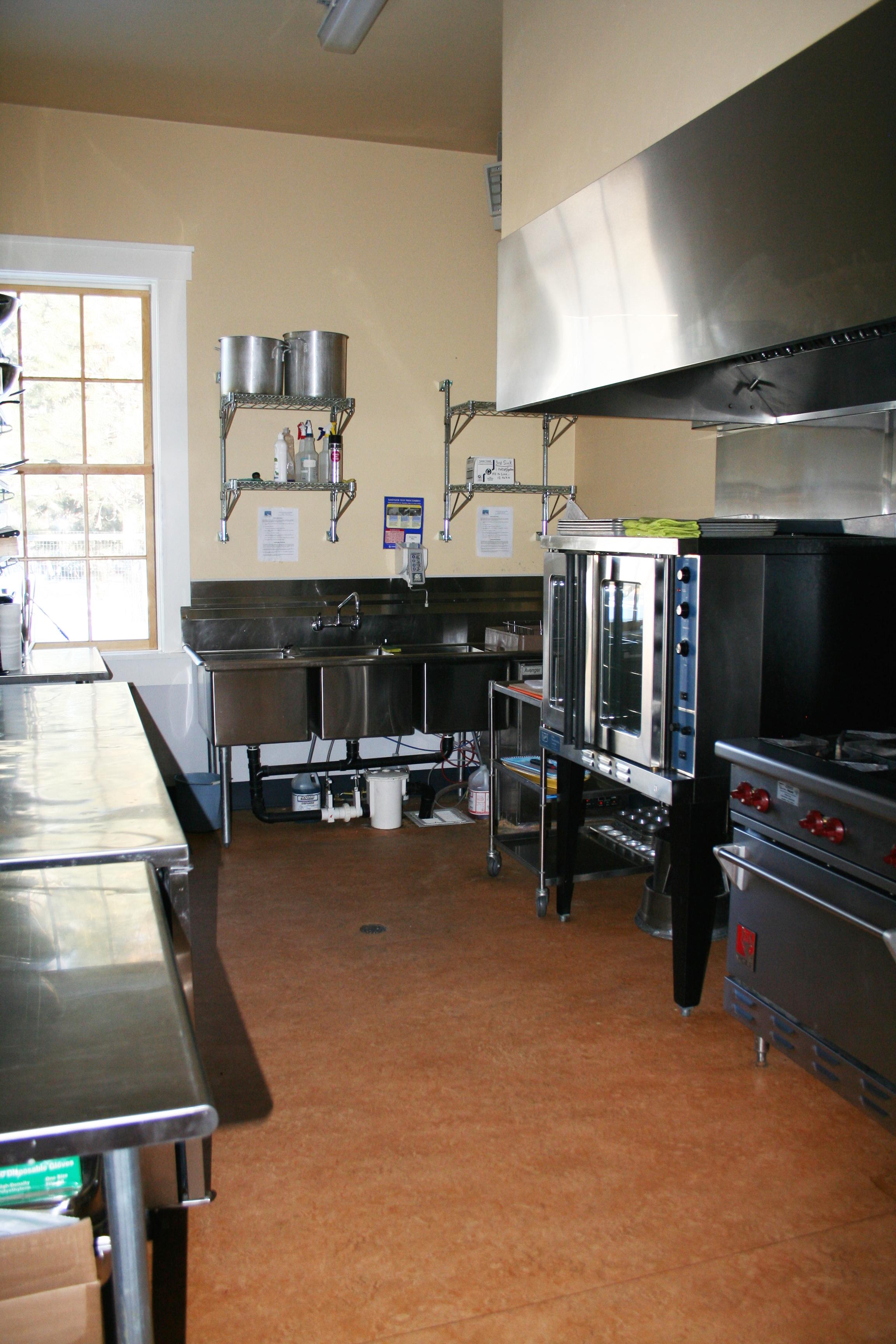 The OWSCC Kitchen
