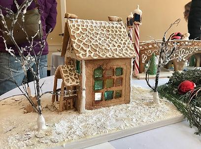 2019 Gingerbread Exhibits