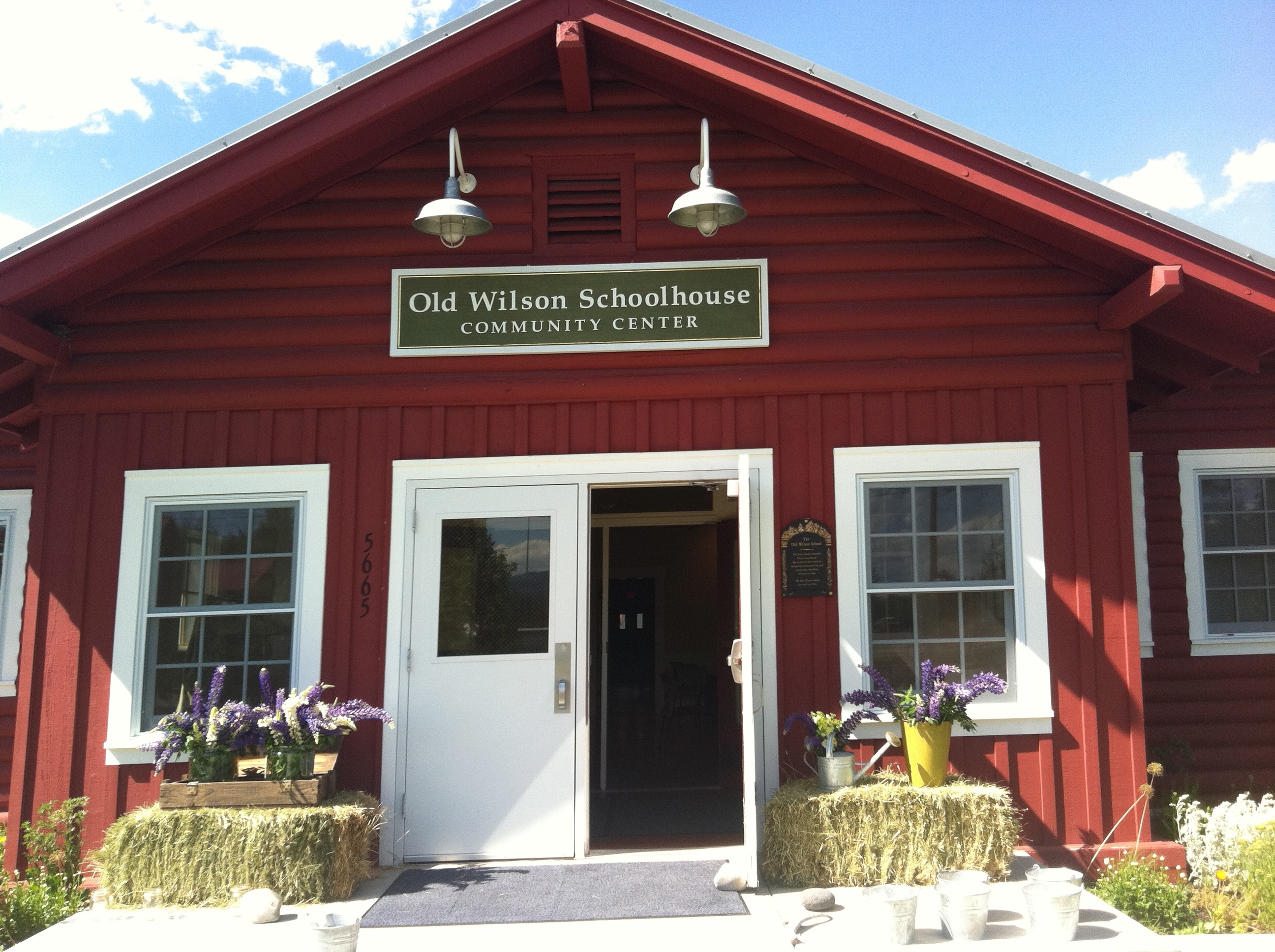 Welcome to Old Wilson Schoolhouse