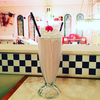Milkshake for two! What's your favorite