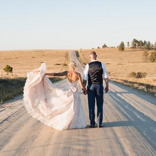 Alexa Colorado wedding