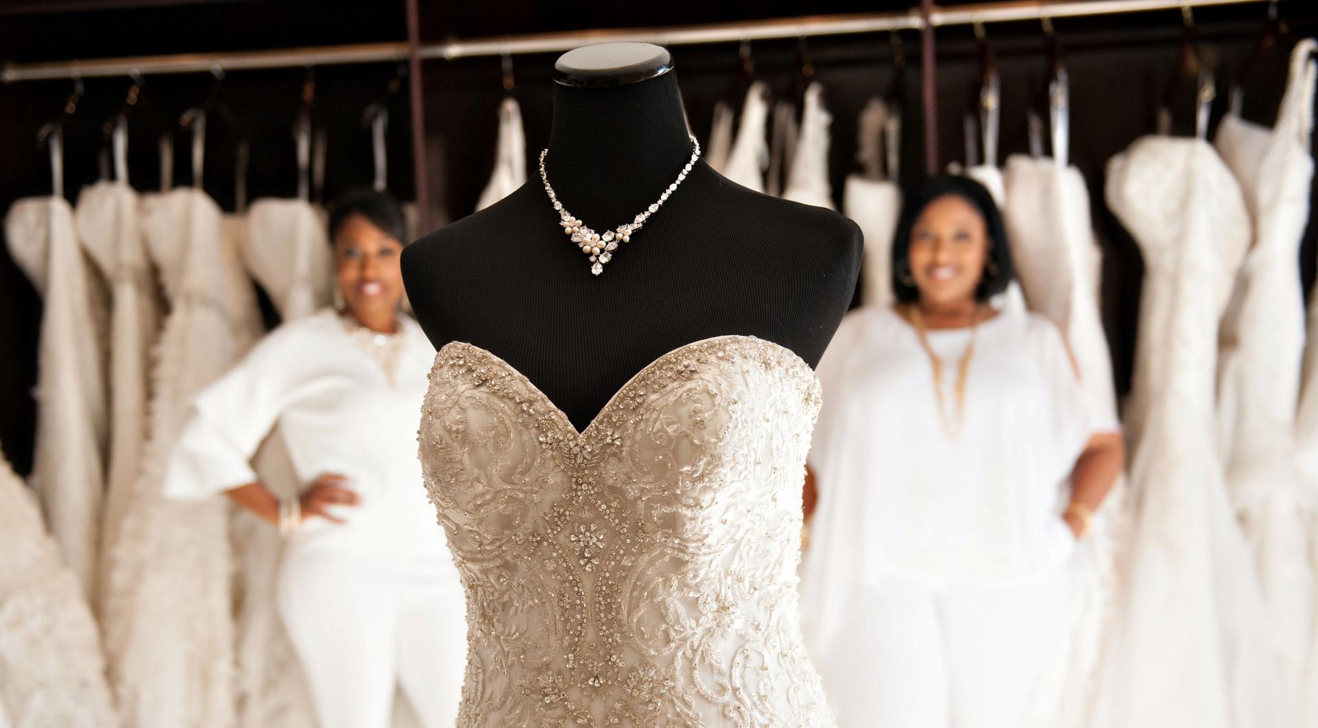 Platinum Bridal Business Card