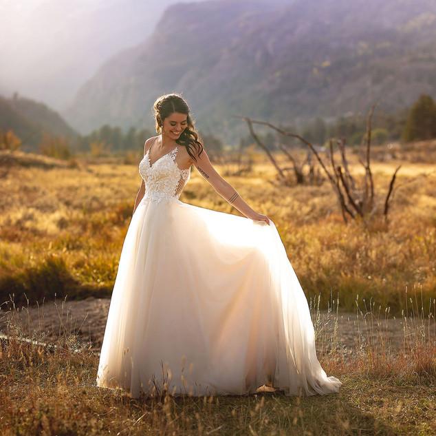 Dani  Colorado Bride