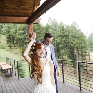 Snezhana  Rocky Mountain Bride