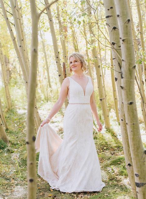Valerie Colorado Bride
