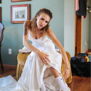 Erika Colorado Bride