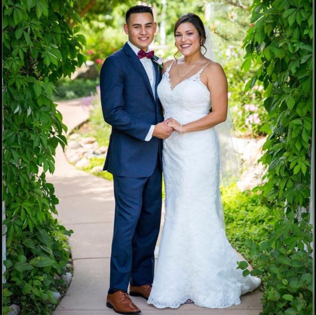 Tehanna Denver Bride
