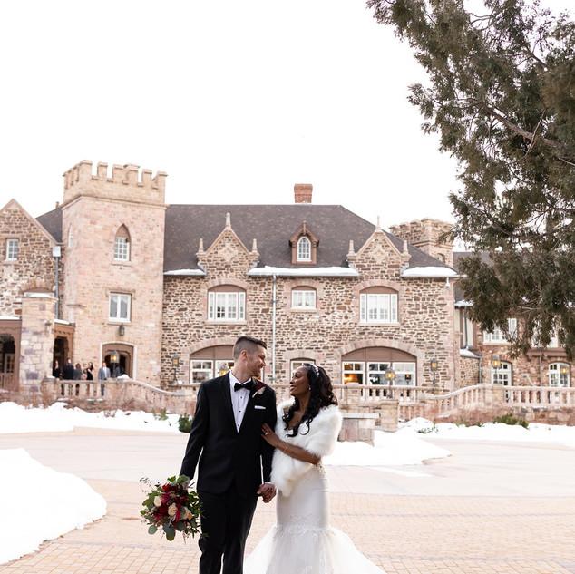 Colorado wedding