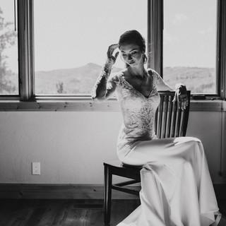 Hannah Colorado Bride