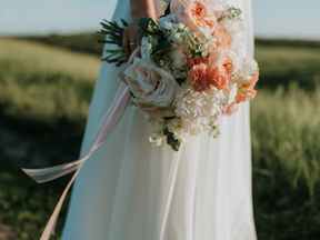 Plan for Great Light to Showcase Your Bridal Dress Right