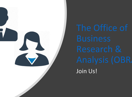 Join the Office of Business Research & Analysis at CSUSM!