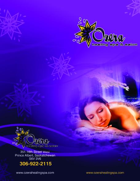 Ozera Healing Spa &Salon Info-Front