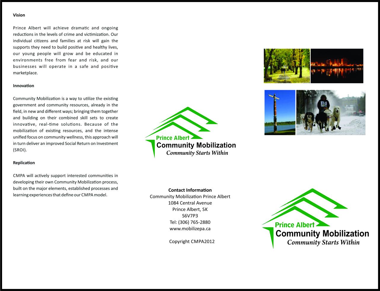 Community Mobilization - Front