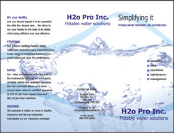 H2o Pro Inc. - Front