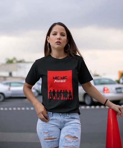 BTS - MIC DROP TSHIRT FOR MEN AND WOMEN