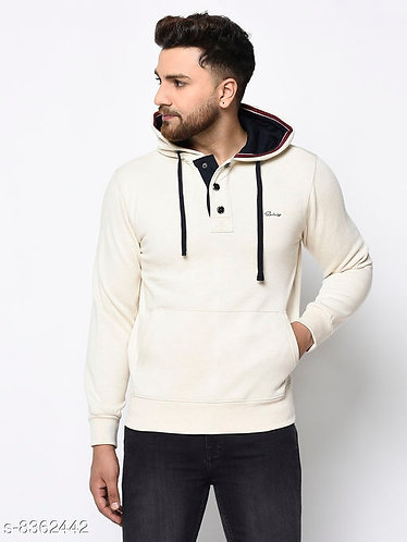 Spirit men's white hoodies t-shirt
