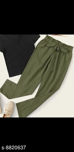 Classy Rayon Trouser