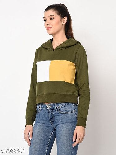 Seoul Hooded Sweatshirt
