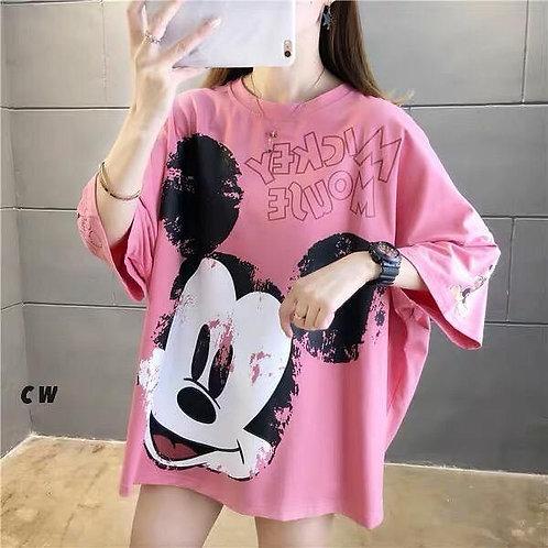 Boxy T-shirt Dress